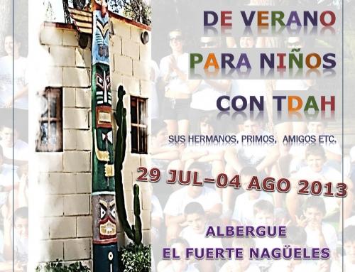 II FAHYDA CAMP 2013: Campamento de verano en Andalucía