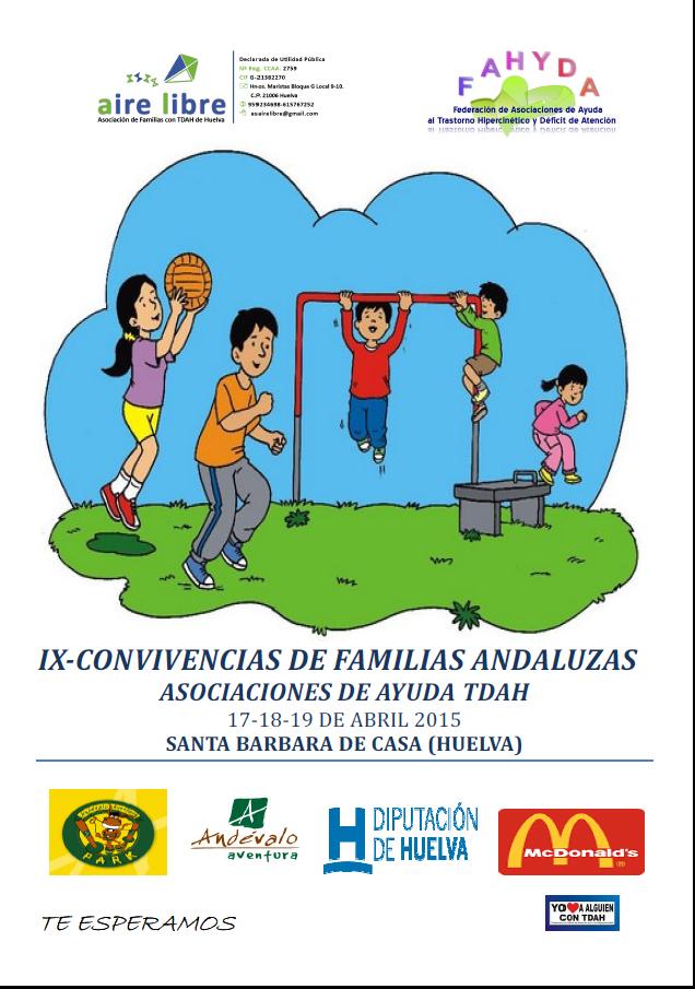 IX CONVIVENCIAS DE FAMILIAS ANDALUZAS