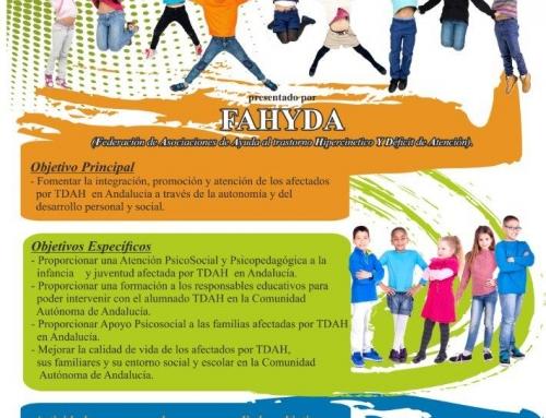 Programa educativo de atención al TDAH