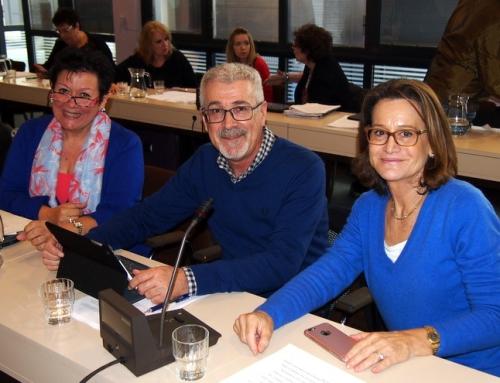 FAHYDA en la Asamblea General Anual de ADHD Europe en Bruselas.